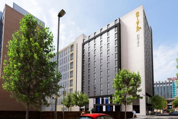 Hotel brunswick street belfast consarc design group for Design hotel braunschweig